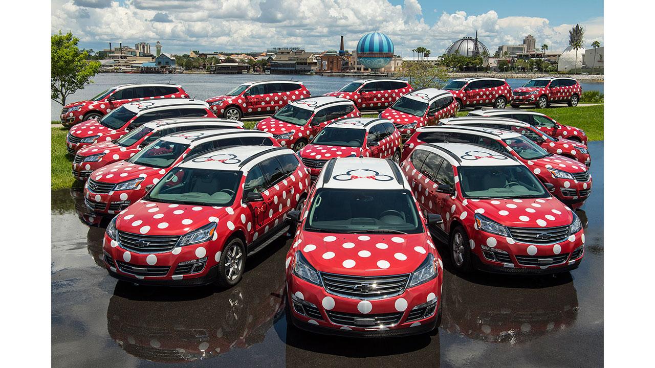 Dip Travel Disney private Transportation
