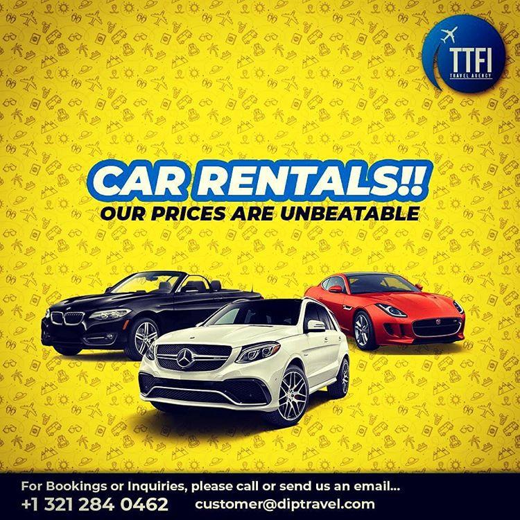 Car Rentals Dip Travel LLC