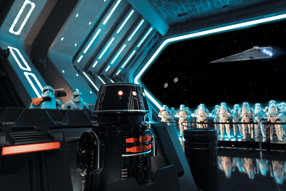 Virtual Queue Update for Star Wars: Rise of the Resistance at Disney's Hollywood Studio