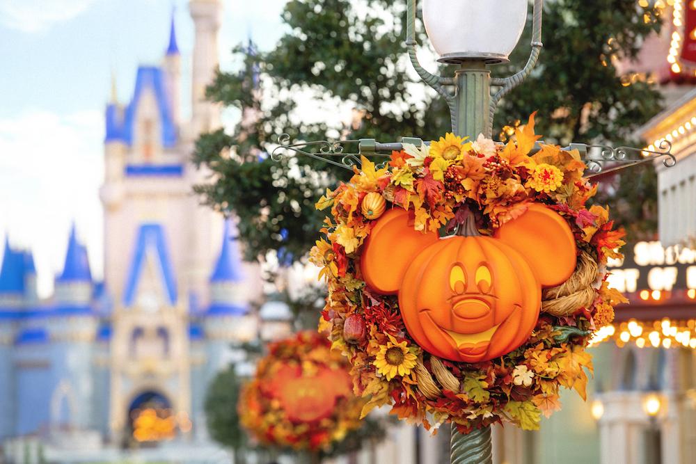 Halloween Orlando Disney